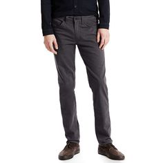 Men's Levi's® 511™ Slim Fit Jeans - Line 8, Size: 38X34, Black