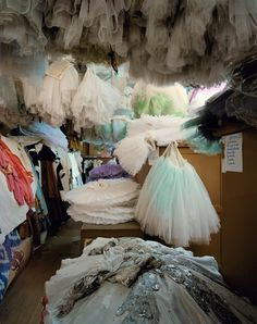 Mariinsky costume shop