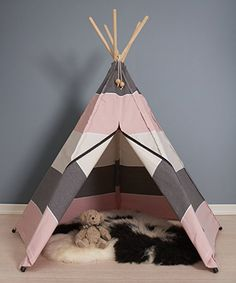 North Rose   Roommate Hippie Tipi   Original Hippie Tipi Kinderzelt,  Indianerzelt, Spielzelt Des