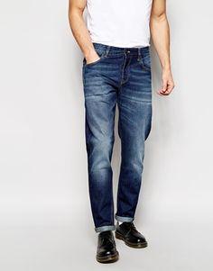 ASOS Slim Jeans In Dark Wash