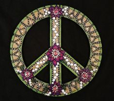 """Happy Friday!!! Be Blessed With Peace On Earth!!!  """"We cannot have peace on Earth until we learn to speak with one voice. That voice must be the voice of reason, the voice of compassion, the voice of love. It is the voice of divinity within us.""""  ~Neale Donald Walsch~  Big Sale - Everything in the shop has been REDUCED!!! Hippie Cat Designs https://www.etsy.com/listing/558908817/boho-crystal-peace-sign-on-sale-elegant  #PeaceOnEarth #ChristmasPeace #PeaceSign #JeweledPeaceSign #Compassion…"""