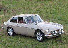 1968 MG GT