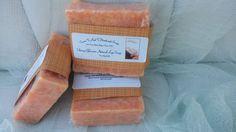 Texas T&T Cherry Blossom Natural Cold Process Lye Soap 3.25 oz  #TEXASTANDTHANDMADESOAPS