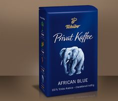 A favorite coffee of mine - Tchibo African Blue