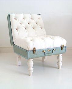 bonito mueble reciclado