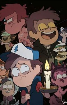 One normal day in Gravity Falls Oregon, Dipper Pines stumbles across … Gravity Falls Dipper, Gravity Falls Gideon, Gravity Falls Fanfiction, Gravity Falls Oregon, Gravity Falls Book, Dipper Pines, Dipper Y Mabel, Bill Cipher, Billdip