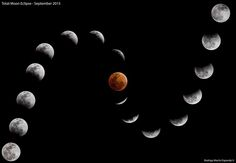 Total Moon Eclipse - September 2015
