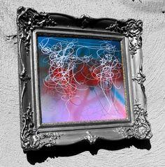 Urban Graffiti Gallery Design   Artiste Post Graffiti Expressionniste Abstrait   Volubilis galerie toile