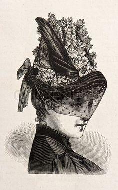 Victorian Hat Style