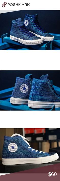 Men s Converse Chuck Taylor All Star Hi Flyknit NEW AUTHENTIC CONVERSE  CHUCK TAYLOR ALL STAR HI 1749380054