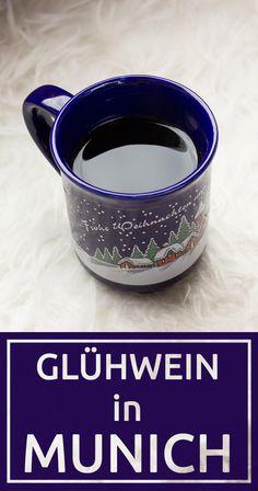Glühwein in Munich,