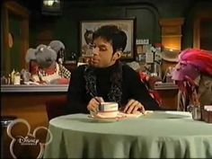 Prince on The Muppets? The artist formely known as was on an episode of The Muppets, exactly 18 years ago. We always love the guest stars on Sesame Street.: