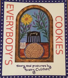 """Items similar to A Children's Book, """"Everybody's Cookies"""" on Etsy Cookies, Create, Children, Unique Jewelry, Handmade Gifts, Happy, Pictures, Inspiration, Etsy"""