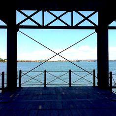 Vistas al rio Odiel