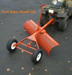 ATV Rake