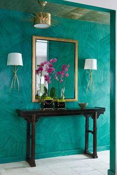 Anne Hepfer Designs | featuring the Soleil Semi-Flush Pendant: SK5202