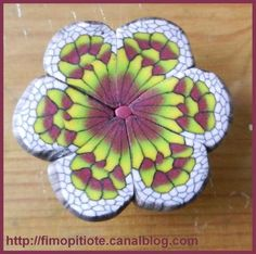 Great tutorial, it is in French but the pictures are pretty good and easy to follow  -  from - fimopitiote.canalblog.com