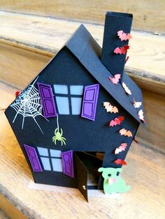 halloween crafts | Halloween Papercraft Ideas