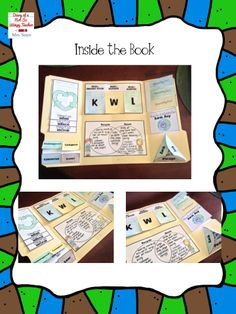 Earth Day PowerPoint and lap book! I love doing lap books with my students!