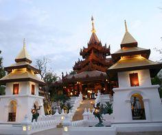 Mandarin Oriental Dhara Dhevi Chiang Mai, Thailand