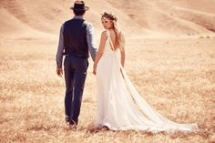 Free People Wedding Dress Bridal Collection Ever After | StyleCaster
