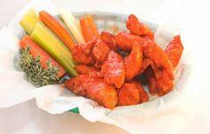 Lemon-Glazed Chicken Tenders - Make this finger-licking recipe even more tasty by using Emeril's Panko Breadcrumbs -- www.emerilscooking.com #emerils #panko Hcg Chicken Recipes, Hcg Diet Recipes, No Carb Recipes, Spicy Recipes, Appetizer Recipes, Appetizers, Cooking Recipes, Easy Recipes, Pollo Buffalo