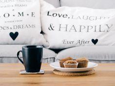 Simple Breakfast....Coffee & Muffins!