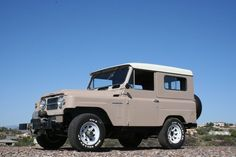 1968 nissan patrol - Mine had stock wheels and was plum color. Had plum loco written on the back. Unstoppable machine except for getting parts for the 6v positive ground electrical system.