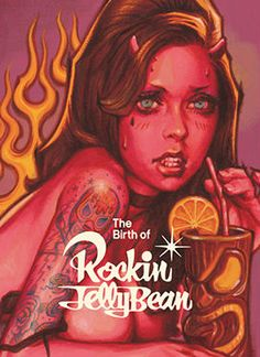 The very first ever Rockin' Jelly Bean art book is going to be released Jan 2014 http://www.wani.com/special/rjb/#theartist