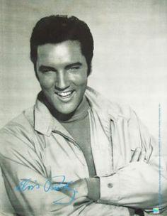 """Autographed publicity photo for """"Live a Little, Love a Little"""" 1968"""