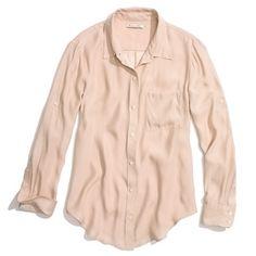 Silk Sheffield Shirt
