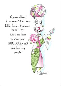 Too Fabulous Move On, Funny women birthday card, funny birthday card for women, women humor, fashionista humor Birthday Cards For Women, Funny Birthday Cards, Birthday Quotes, Humor Birthday, Funny Greeting Cards, Funny Cards, Clever Quotes, Funny Quotes, Funny Humor