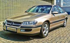 Opel Omega Sedan 1998