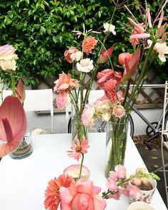 Tablescapes, Table Decorations, Floral, Furniture, Home Decor, Decoration Home, Room Decor, Table Scapes, Flowers