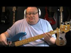 ▶ Gary Moore All Your Love Bass Cover with Notes & Tablature - YouTube
