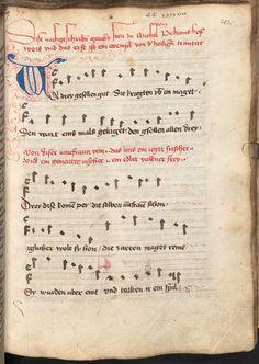 Beheim, Michael: Gedichte Österreich, 3. Viertel 15. Jh. Cgm 291  Folio 493