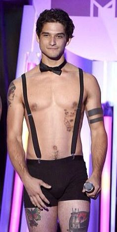 The host of the MTV Fandom Awards 9/7/15