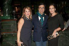 Ana Ferreira, José Carlos Gonçalves e Vicky Fernandes
