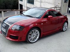Audi TT Customized by RIVIERA REFLECTIONS | Riviera Reflections