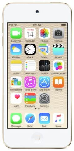 Apple ipod #touch 6th generation 64gb - #golden - from the #argos shop on ebay,  View more on the LINK: http://www.zeppy.io/product/gb/2/351781374585/