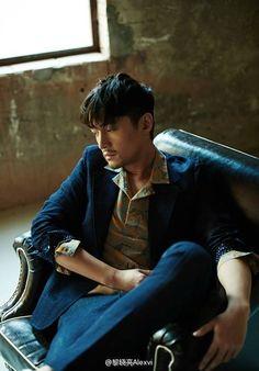 Vogue Magazine Hu Ge, Vogue China, Fantasy Romance, Vogue Magazine, Tai Chi, Asian Men, Character Inspiration, Eye Candy, Personal Style