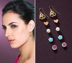 Aretes sutiles y hermosos  Joyería Dupree Colombia Drop Earrings, Jewelry, Fashion, Jewelry Trends, Earrings, Feminine Fashion, Colombia, Accessories, Jewlery