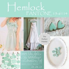 Wedding Color Trends ~ Pantone Fashion Colors for Spring Wedding 2014 - Lock Harts Spring Wedding Colors, Green Wedding, Wedding Pics, Wedding Themes, Wedding Bells, Diy Wedding, Wedding Ideas, Art And Craft, Color Of The Year