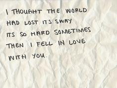 blue october lyrics | Calling You, and I'm do glad I fell for you! :)