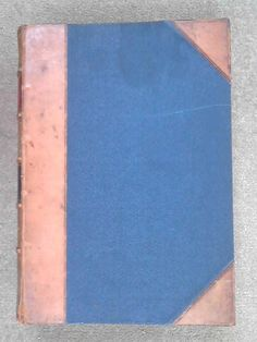 The Scots Law Times Reports 1915. Volume I. Title: The Scots Law Times Reports 1915. Year of publication: 1915. No dust jacket. Volume I. Large blue cloth hardcover, with gilt titling on brown leather spine.   eBay!