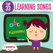 Top 33 Learning Songs: Songs for Teaching® Educational Children's Music