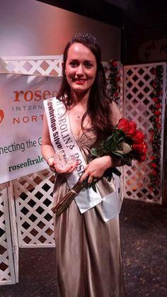 2015 North Carolina Rose - Chantel Cassidy