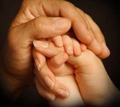 ...hands of love...