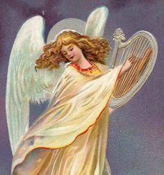 Heavenly Angels, Angels In Heaven, Victorian Angels, Disney Characters, Fictional Characters, Aurora Sleeping Beauty, Disney Princess, Gallery, Painting