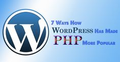 In the classic case of a child paying back to its parent, WordPress is actually helping #PHP grow. A platform developed by the open source scripting language (PHP), how did #WordPress ended up contributing more towards it? If the present trends are anything to go by, a lot of developers register a date with #PHP because t